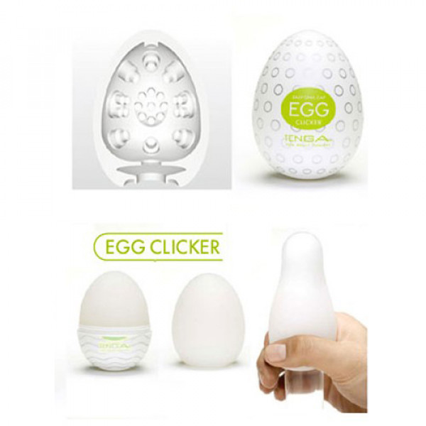 TENGA Egg Clicker (Mens Toys)-3