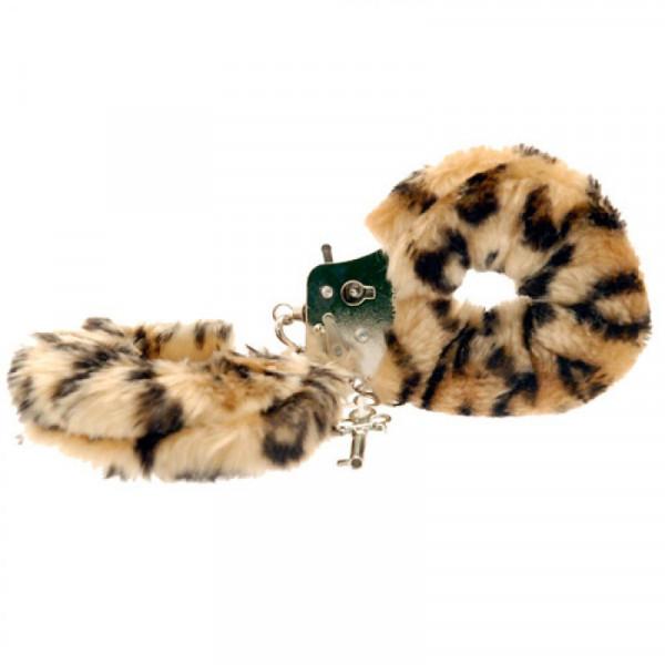 Hand Cuff Love - Leopard