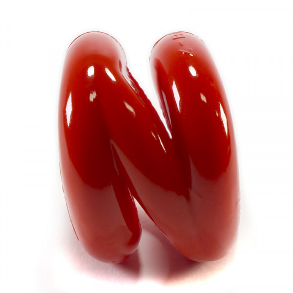 Z-Balls Ballstretcher & Cockring - Red