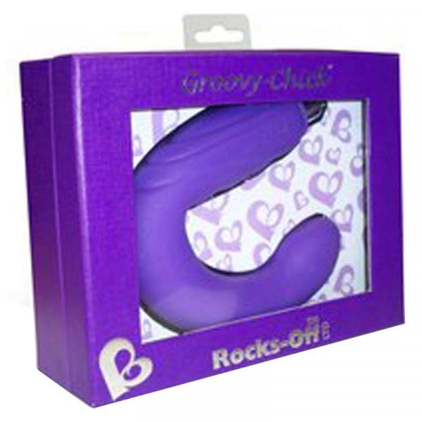 Rocks Off Groovy Chick-Purple