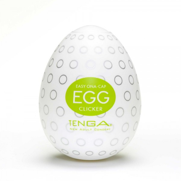 TENGA Egg Clicker (Mens Toys)