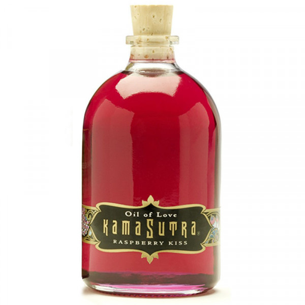 Kama Sutra Treasure Trove Raspberry