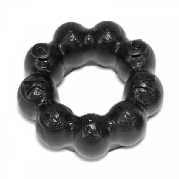 Ox-Ring-1 Small Cockring - Black