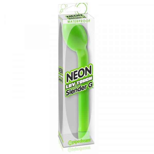 Neon Luv Touch Waterproof Slender G - Green