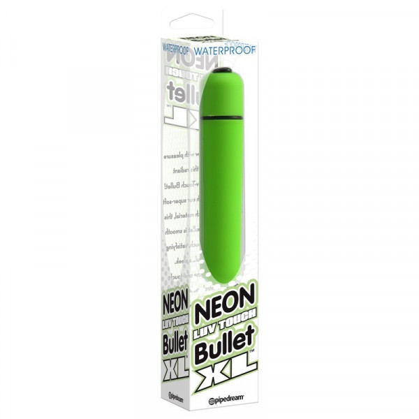 Neon Luv Touch Bullet - Green