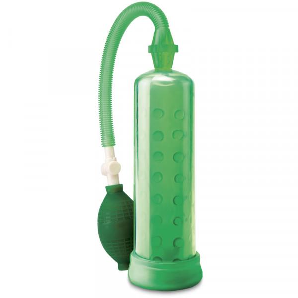 PUMP WORX - Silicone Power Pump Green