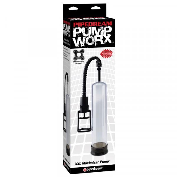 PUMP WORX - XXL Maximizer Pump