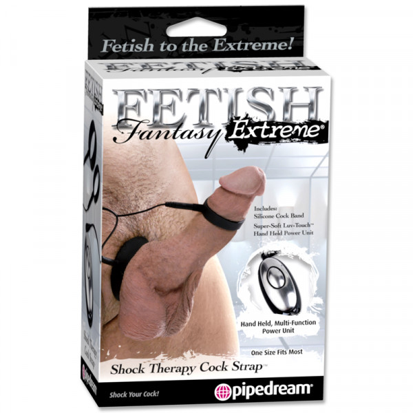 Fetish Fantasy Extreme - Shock Therapy Cock Strap