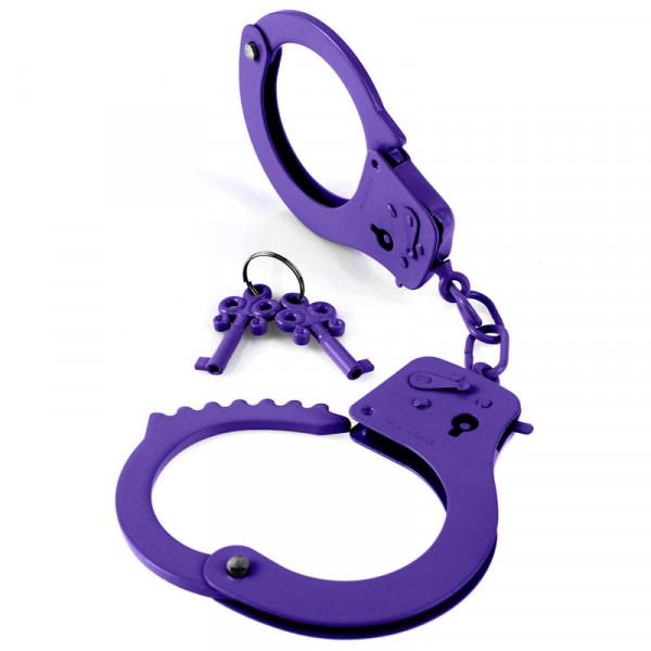 Fetish Fantasy Designer Cuffs-Purple