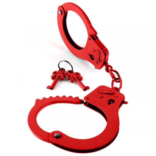 Fetish Fantasy Designer Cuffs-Red
