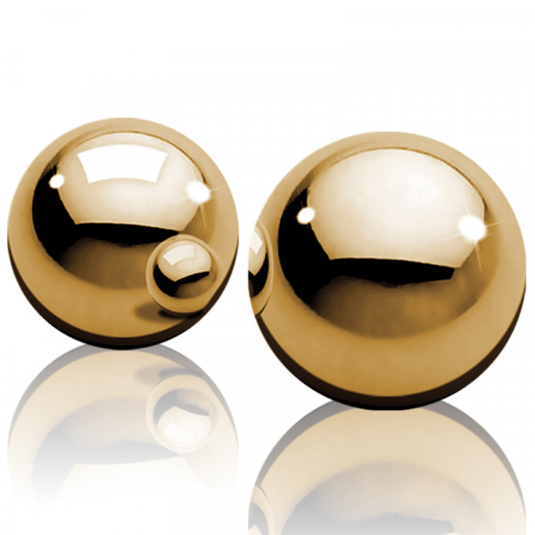 Fetish Fantasy Gold - Ben-Wa Balls - Gold