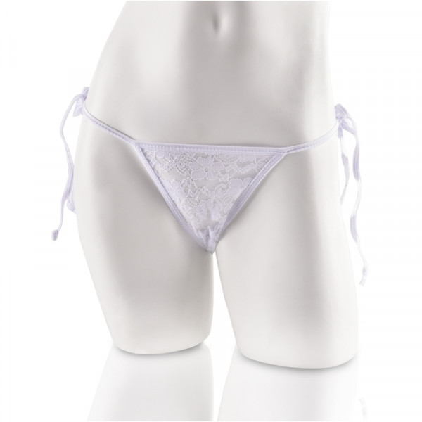 Fetish Fantasy - Date Night Remote Control Vibrating Panties - White