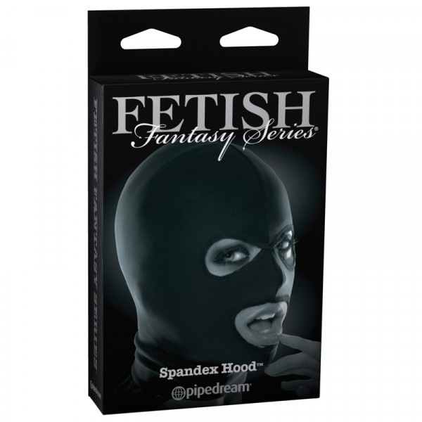 Fetish Fantasy Limited Edition - Spandex Hood