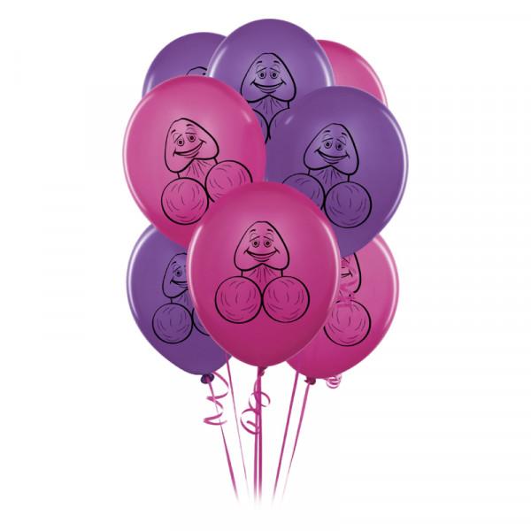 Bachelorette Pecker Balloons-1