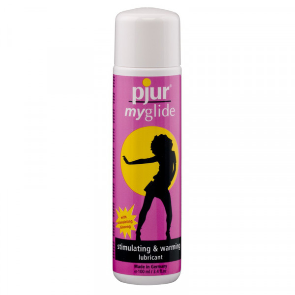 Pjur My Glide - Stimulating Warming Lubricant with Ginseng 100ml