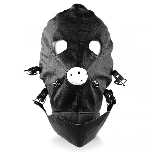 Randy Fox - Complete Submission Deprivation Mask
