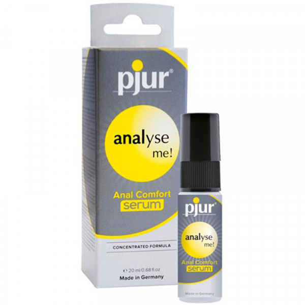 Pjur Analyse Me Anal Comfort Serum 20mL