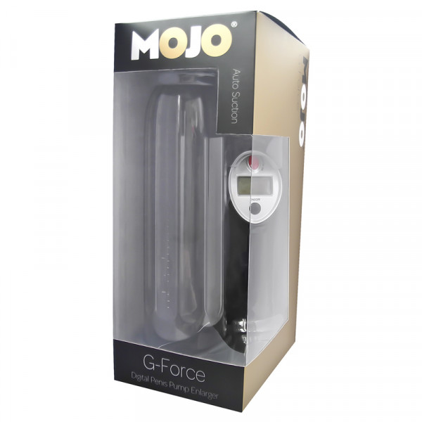 Mojo G-Force - Black - Package
