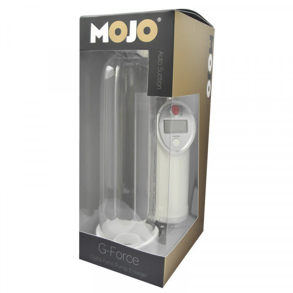 Mojo G-Force - White - Package
