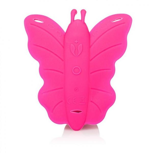 California Exotic Silicone Remote Venus Penis - Pink