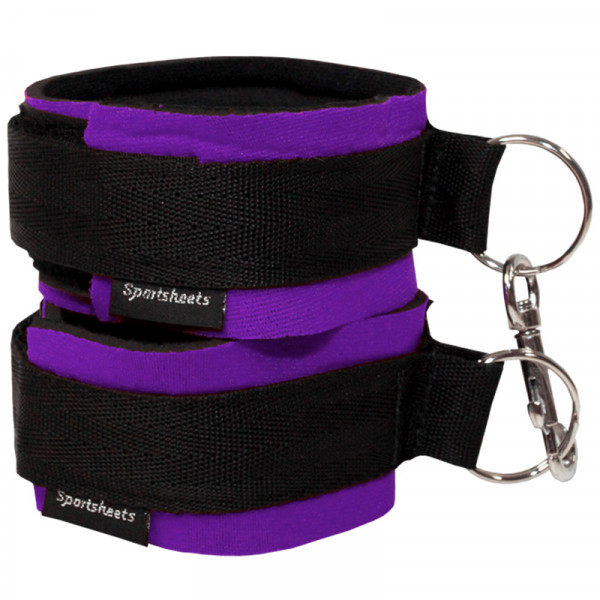 Sports Cuffs-Purple