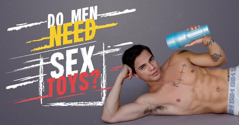 Do Men Need Sex Toys - Randy Fox
