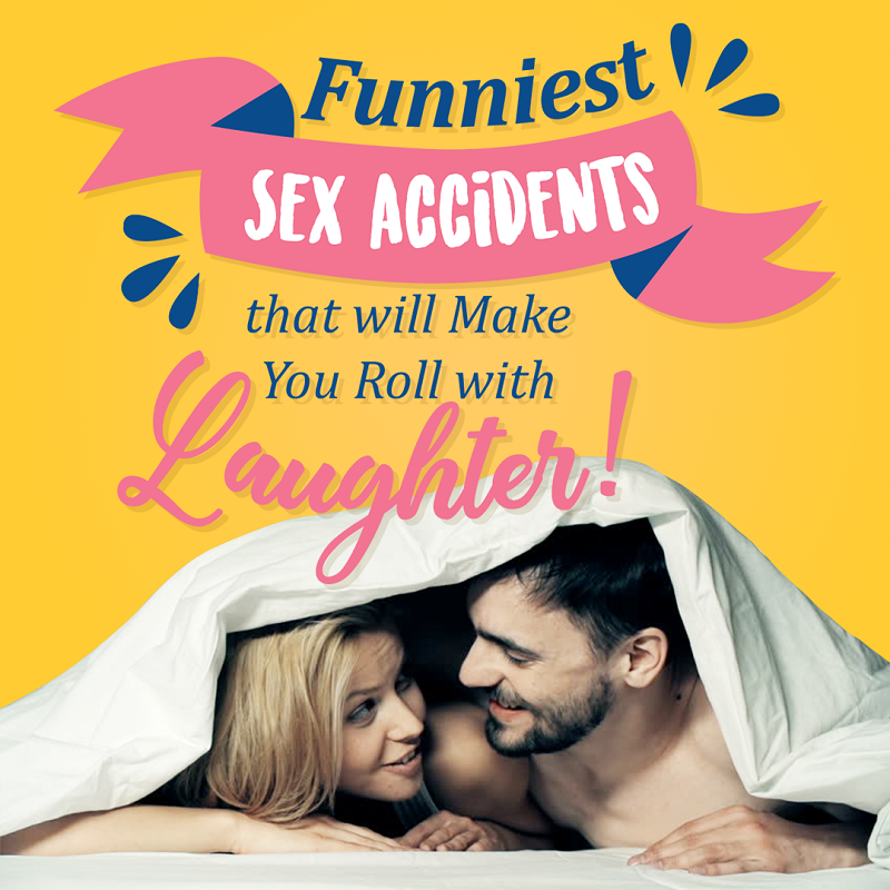 Funniest Sex Accidents That Will Make You Roll With Laughter Graphic - Randy Fox