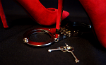 High Heels, Hand Cuffs and Keys - Randy Fox