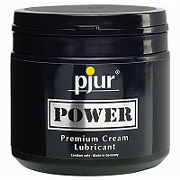 Pjur Power Cream Silicone Lubricant Tub 500ml - Randy Fox