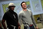 Chris Evans and Samuel Jackson - Randy Fox