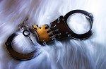Hand Cuffs with Keys - Randy Fox