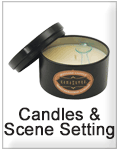 Candles, Music, Scent and Aroma