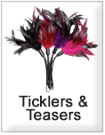 Ticklers and Teasers