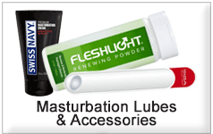 Masturabtion Lubes and Accessories
