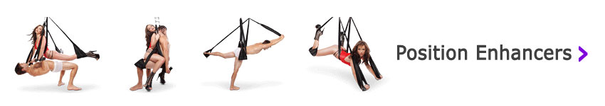See all Sex Swings & Position Enhancers...