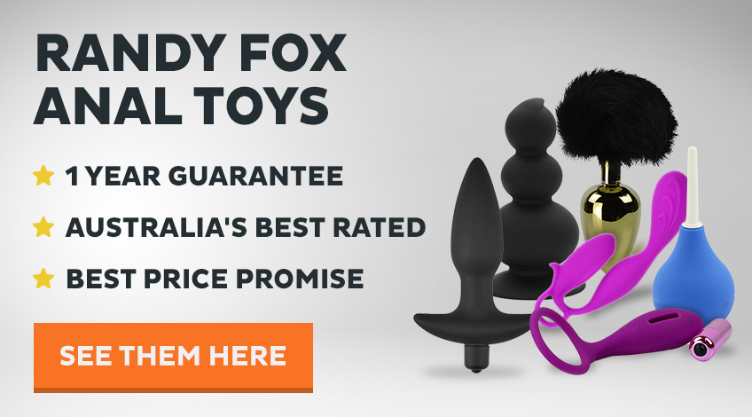Randy Fox Anal Toys