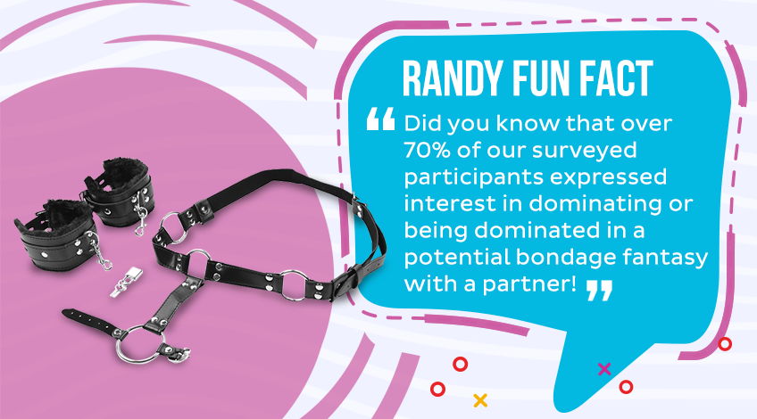 Bondage Gear - Randy Fun Fact!