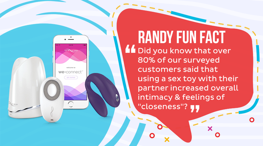 Couple's Sex Toys - Randy Fun Fact!