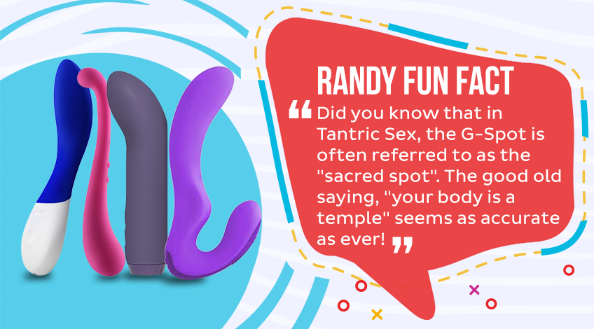 G-Spot Vibrators - Randy Fun Fact!