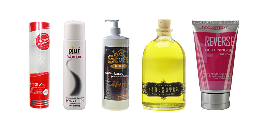 See all lubricants...